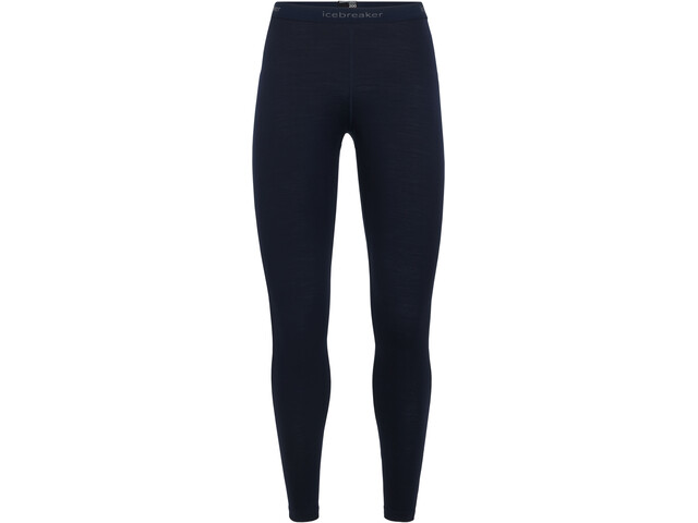 Icebreaker 200 Oasis Leggings Mujer, midnight navy